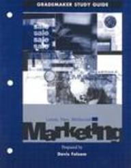 Marketing (Grademaker Study Guides): Charles W. Lamb,