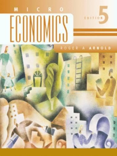 9780324072778: Microeconomics