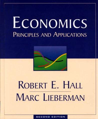 9780324072815: Economics: Principles and Applications