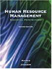 9780324107586: Human Resource Management: Essential Perspectives