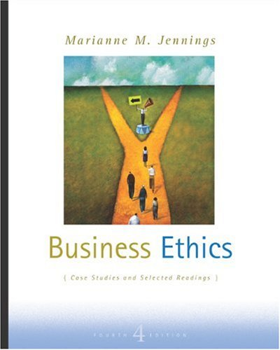 9780324110807: Business Ethics: Case Studies and Selected Readings