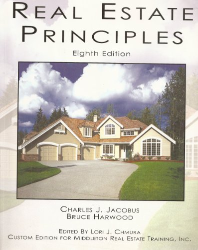 9780324115437: Real Estate Principles, 8th Edition, Custom Edition for Middleton Real Estate Training, Inc.