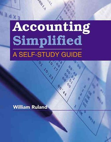 9780324116618: Accounting Simplified: A Self-Study Guide