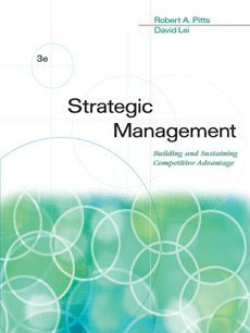 9780324116892: Strategic Management: Building and Sustaining Competitive Advantage