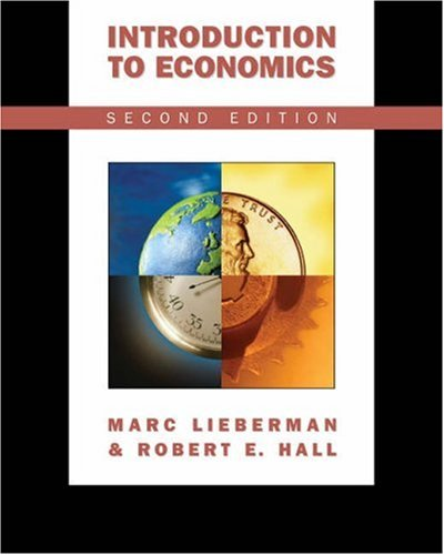 9780324117691: Introduction to Economics (with InfoTrac )