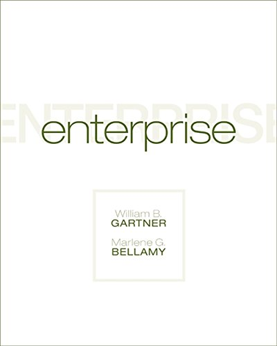 9780324130850: Enterprise! (with Printed Access Card)