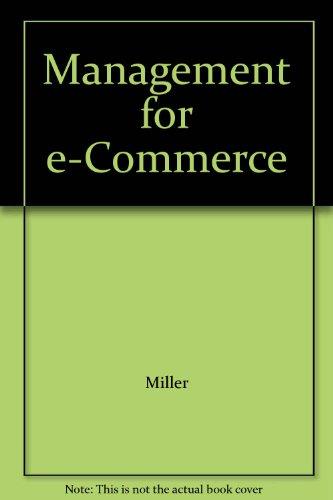 9780324131604: Management for e-Commerce