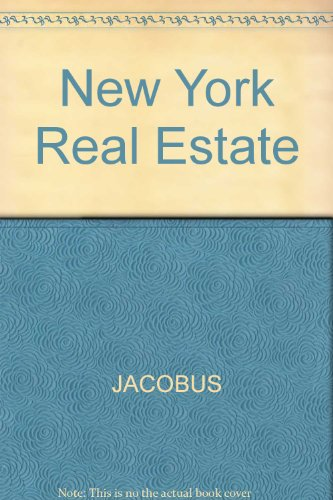 9780324138955: New York Real Estate