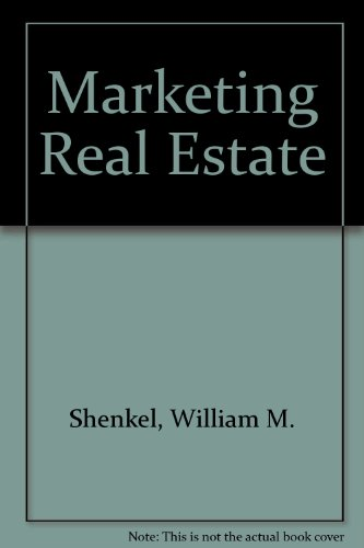 9780324140637: Marketing Real Estate