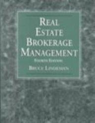 9780324140798: Real Estate Brokerage Management