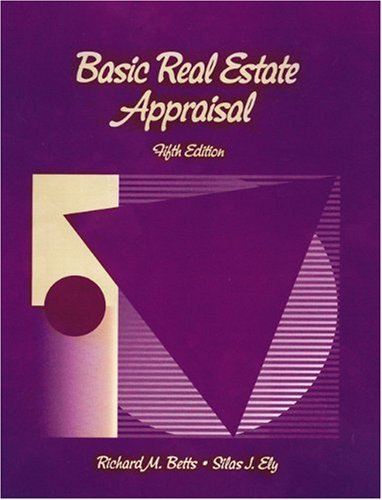 9780324141542: Basic Real Estate Appraisal