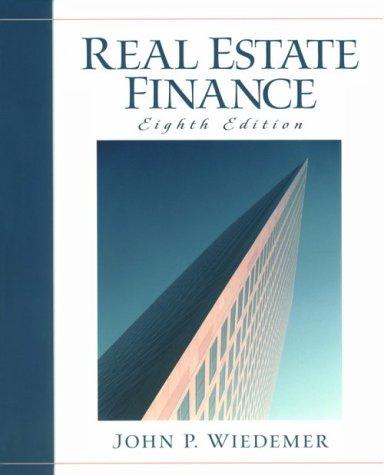 9780324142907: Real Estate Finance
