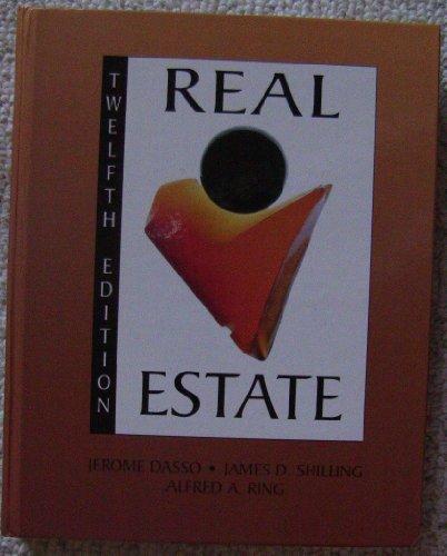 9780324143560: Real Estate E12