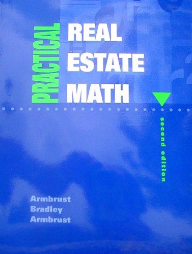 9780324143607: Practical Real Estate Math