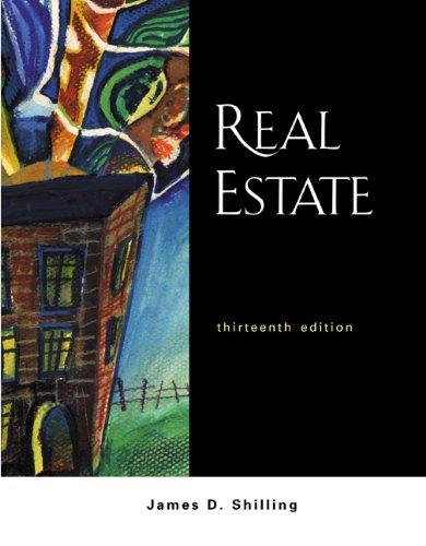 9780324143799: Real Estate