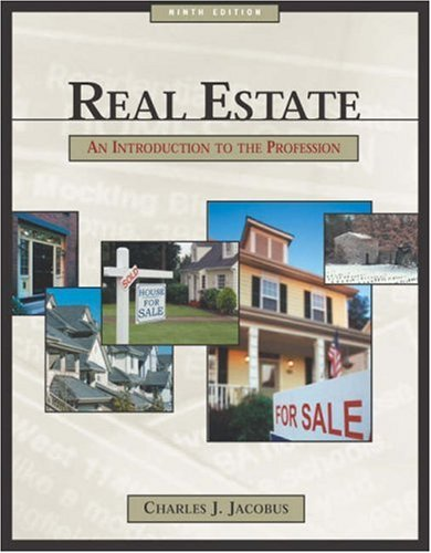 9780324143829: Real Estate: An Introduction to the Profession