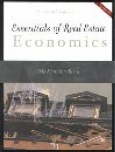 9780324143911: Essentials of Real Estate Economics
