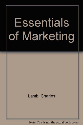 9780324147971: Essentials of Marketing with InfoTrac plus Study Guide