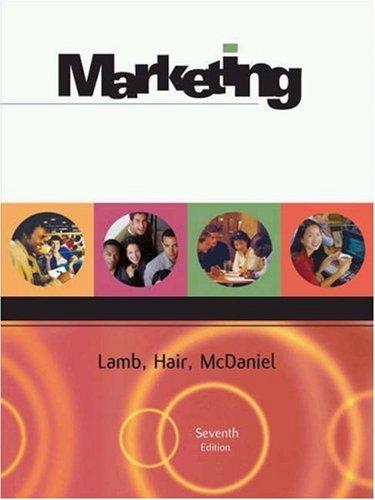 Marketing: Charles W. Lamb,