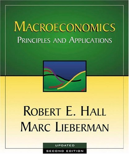 9780324151824: Macroeconomics: Principles and Applications, Revised Edition with X-tra! CD-ROM and InfoTrac College Edition