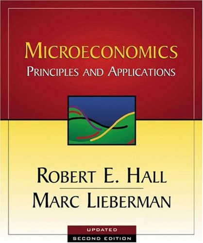 9780324151831: Microeconomics: Principles and Applications, Revised Edition with X-tra! CD-ROM and InfoTrac College Edition