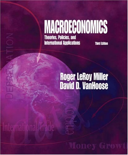 9780324159929: Macroeconomics: Theories, Policies, and International Applications (with Xtra! Access Card)