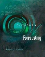 9780324162554: Elements of Forecasting