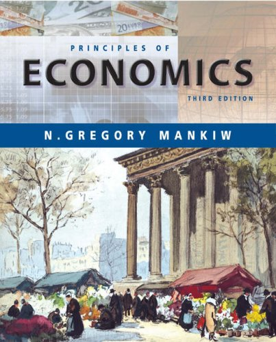 9780324168624: Principles of Economics