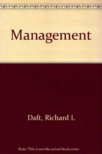 9780324170894: Management, Study Guide