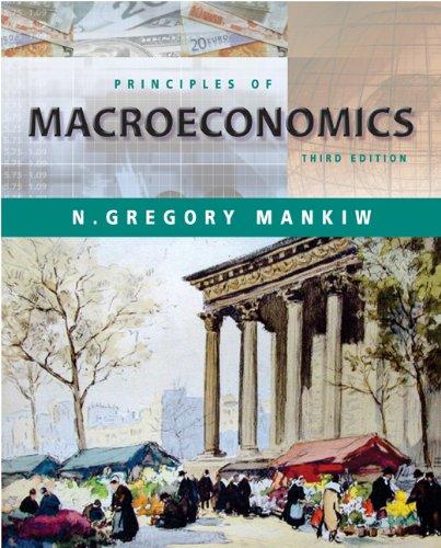 9780324171891: Principles of Macroeconomics (with Xtra!)