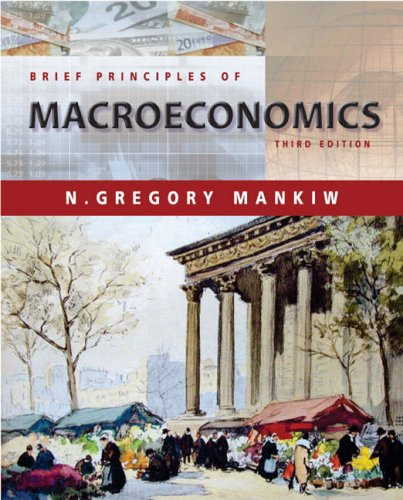 9780324171907: Brief Principles of Macroeconomics