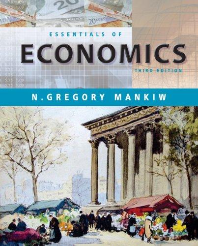 9780324171914: Essentials of Economics (with Xtra!)