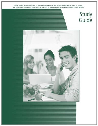 9780324174656: Principles of Macroeconomics (Study Guide)
