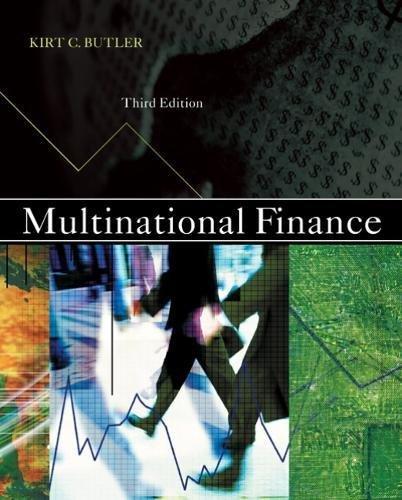 9780324177459: Multinational Finance