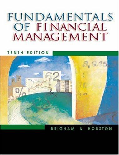 9780324178296: Fundamentals of Financial Management