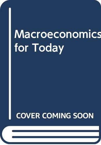 9780324179569: Macroeconomics for Today