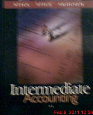 9780324179828: Intermediate Accounting