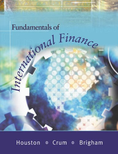 9780324180183: Fundamentals of International Finance (with Thomson ONE and InfoTrac)
