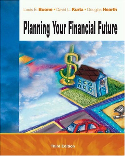 9780324180244: Planning Your Financial Future