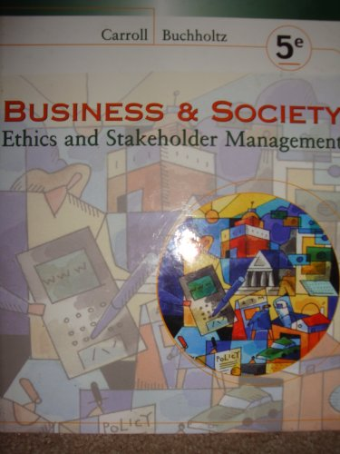 9780324180657: Business and Society