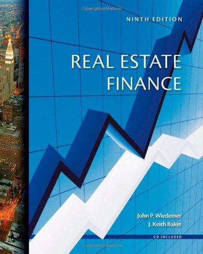 9780324181425: Real Estate Finance