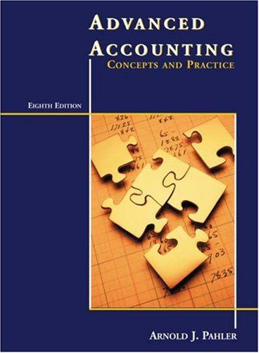 9780324183436: Advanced Accounting