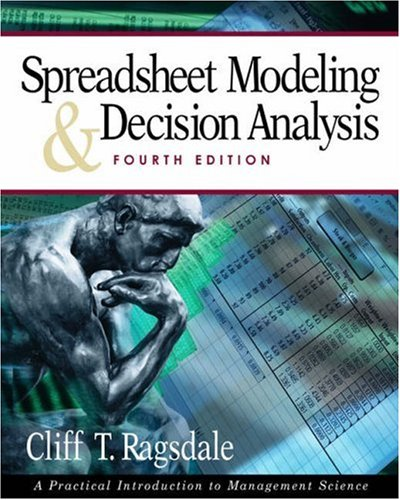 9780324183993: Spreadsheet Modelling and Decision Analysis