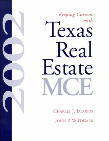 9780324185416: Keeping Current with Texas Real Estate, MCE