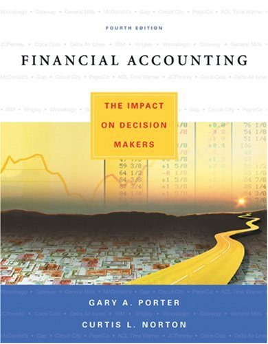 9780324185683: Financial Accounting: The Impact on Decision Makers