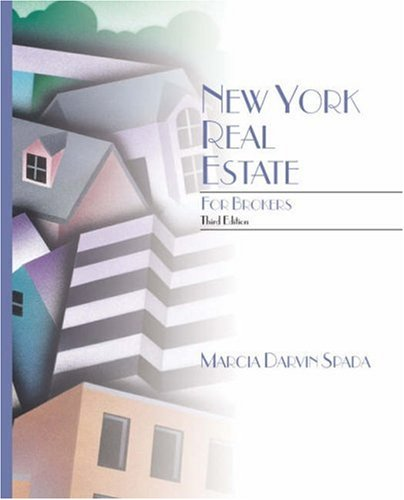 9780324191448: New York Real Estate for Brokers