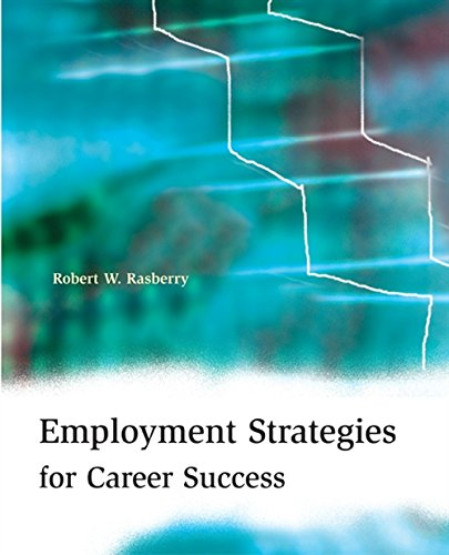 9780324200058: Employment Strategies for Career Success
