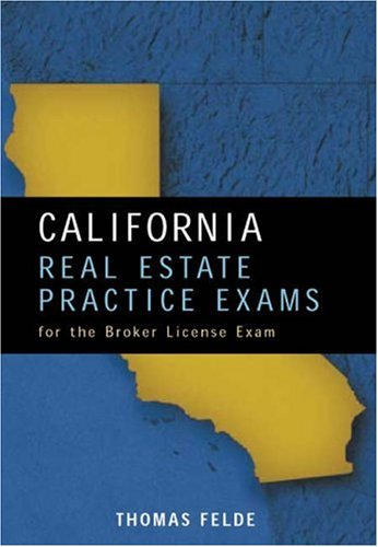 9780324200218: California Real Estate Practice Exams for the Broker CD-ROM
