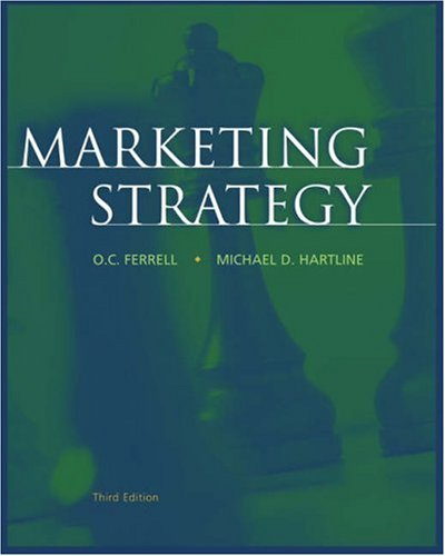 9780324201406: Marketing Strategy
