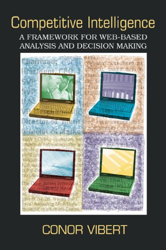 9780324203257: Competitive Intelligence: A Framework for Web-based Analysis and Decision Making